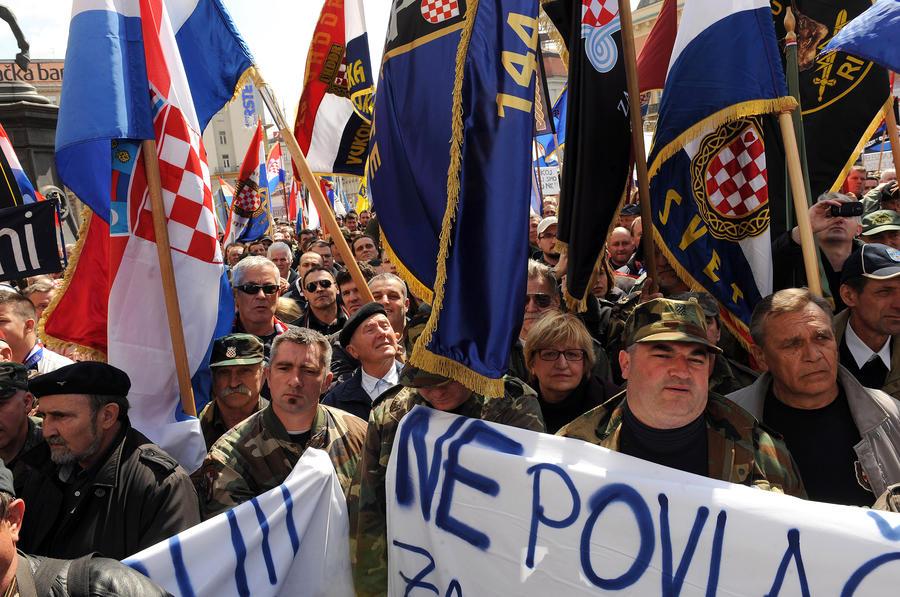 «Хорватский Сталинград» восстал против сербского языка