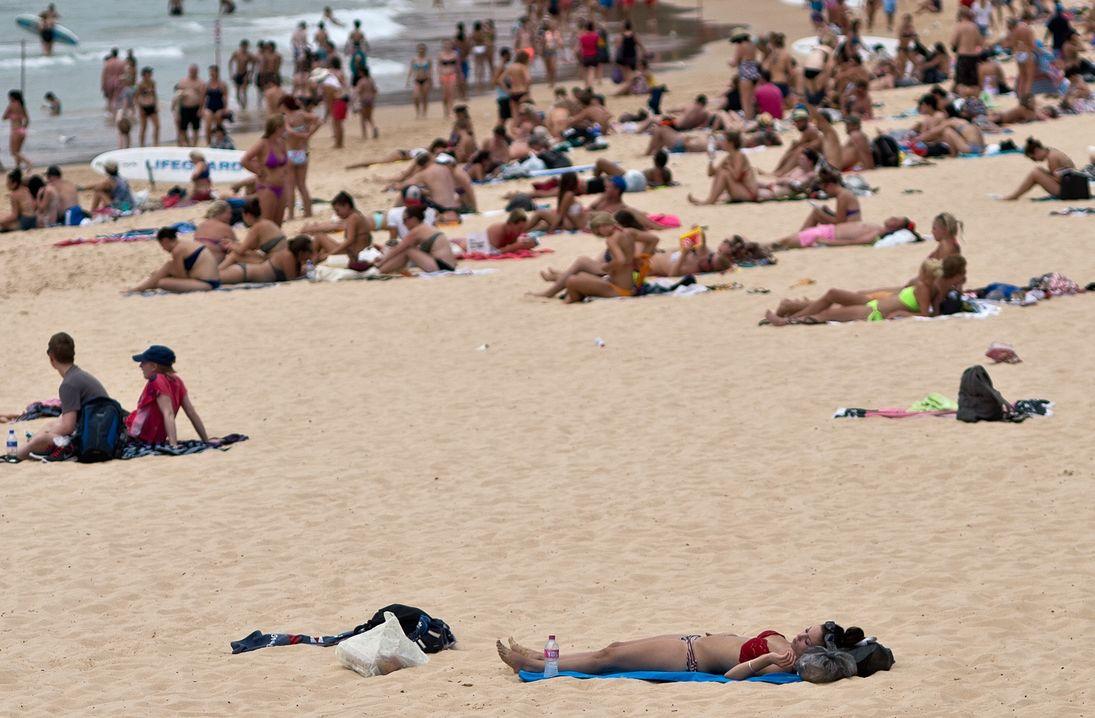 Ученые: Глобальное потепление снижает производительность труда