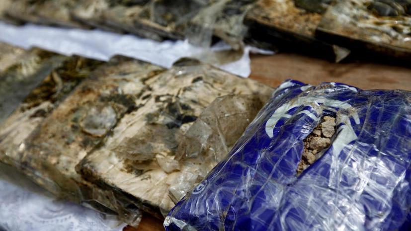 ФСКН провела крупнейшую спецоперацию: в Афганистане уничтожены героиновые лаборатории и тонны наркотиков