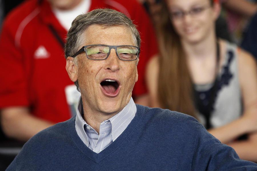 СМИ: Билла Гейтса попросили дать деньги на операцию по пересадке головы россиянину Спиридонову
