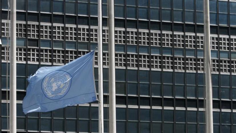 Генсек ООН уверен, что продолжение боевых действий на Украине усугубит сложившуюся в стране ситуацию