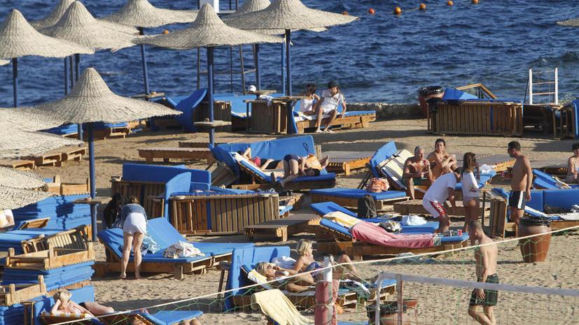 Российский МИД призвал российских туристов не покидать курортные зоны в Египте