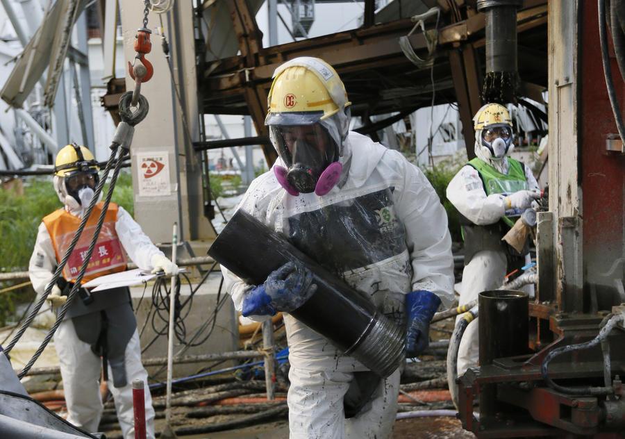 Эксперты: Новую утечку на «Фукусиме» может вызвать только 26-метровая волна
