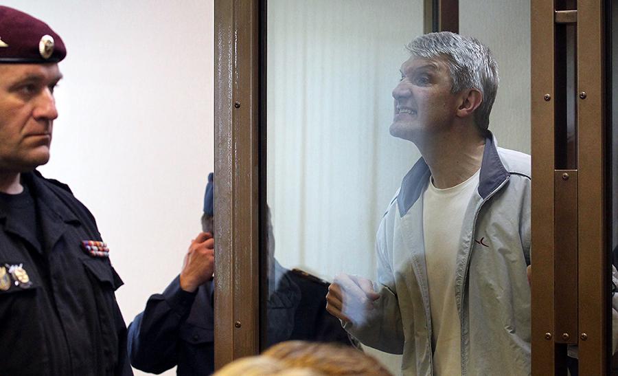 Платон Лебедев не выйдет на свободу раньше срока
