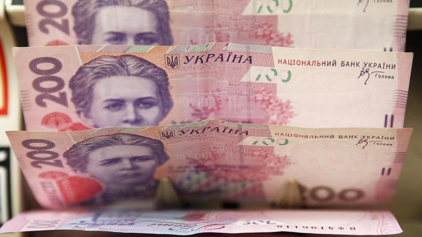 Экономисты прогнозируют, что Украина может не расплатиться по внешним долгам