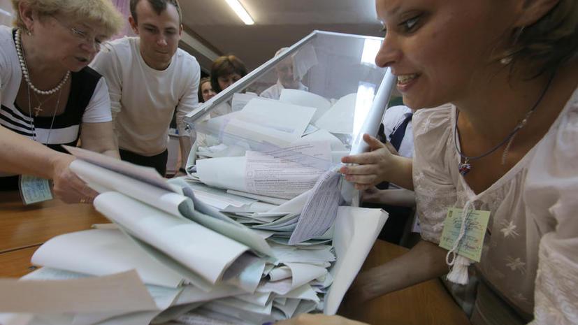 Эксперт: Выход из строя системы «Выборы» на Украине может говорить о готовящихся фальсификациях