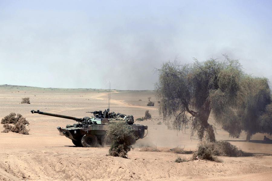 В Мали террористы-смертники атаковали военный патруль, два солдата убиты