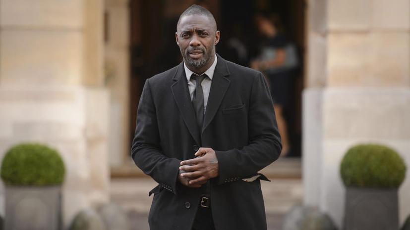 СМИ: Новым Бондом станет чернокожий актёр Идрис Эльба