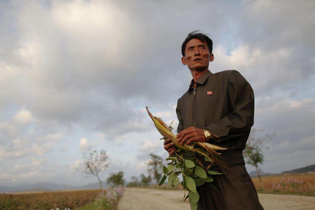 Обезумевшие от голода жители КНДР становятся каннибалами