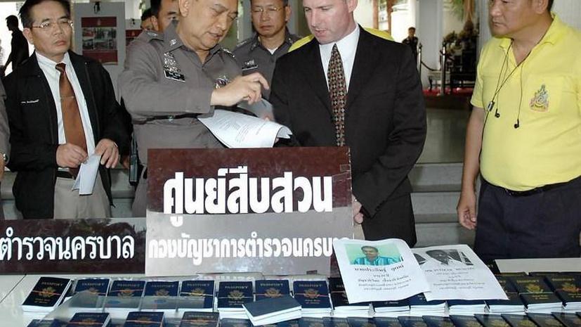 СМИ: Находясь в Таиланде, следите за своими документами