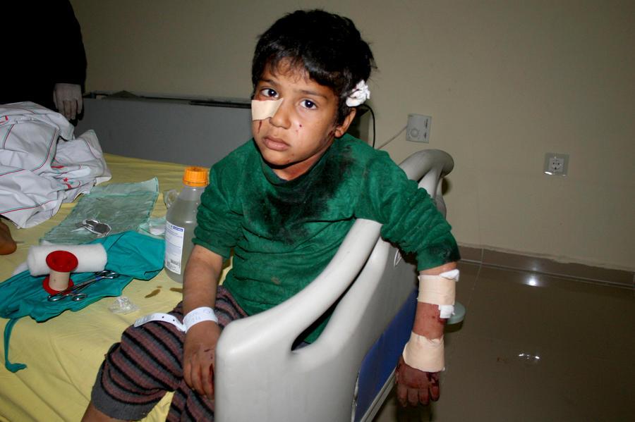 Фонд Save the Children: Война поставила систему здравоохранения Сирии на грань краха
