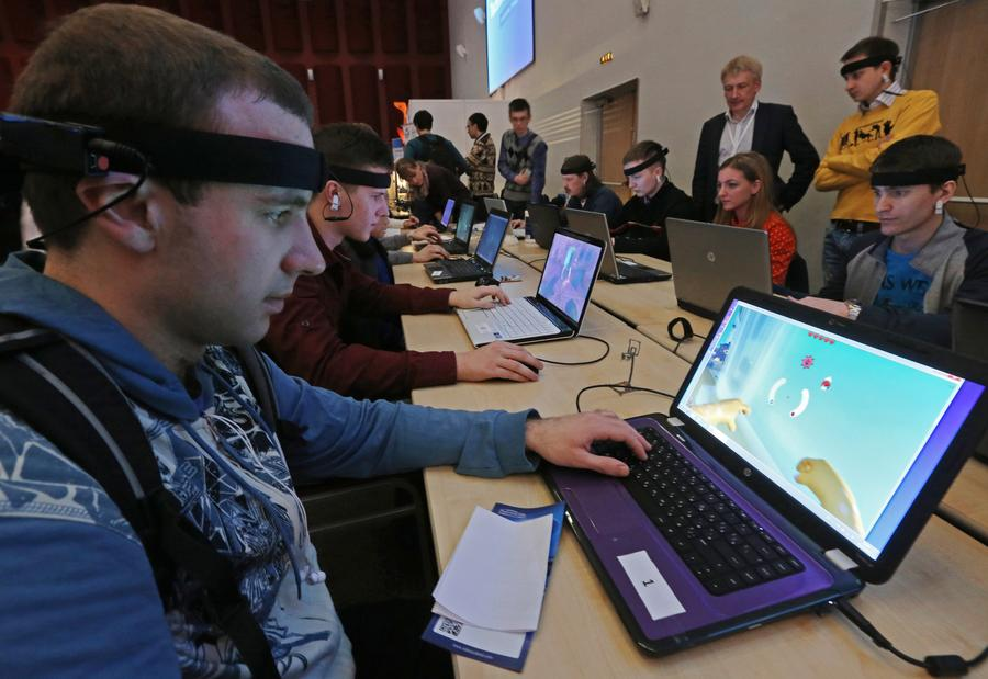 СМИ: Управление компьютером силой мысли в России станет реальностью в ближайшие 20 лет