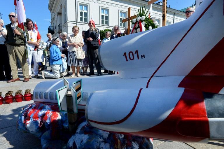 Редактор Rzeczpospolita покинул пост после публикации о самолете Качиньского