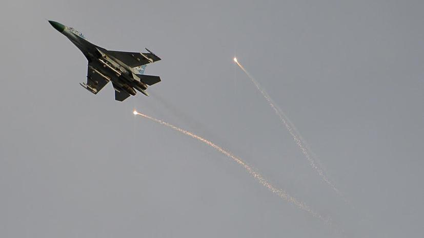 Украинские каратели продолжили силовую акцию на востоке страны