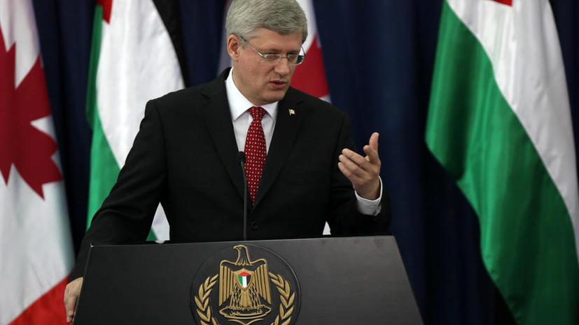 Канада расширила список санкций против России