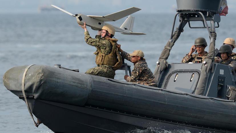 США создали подводную базу для беспилотников