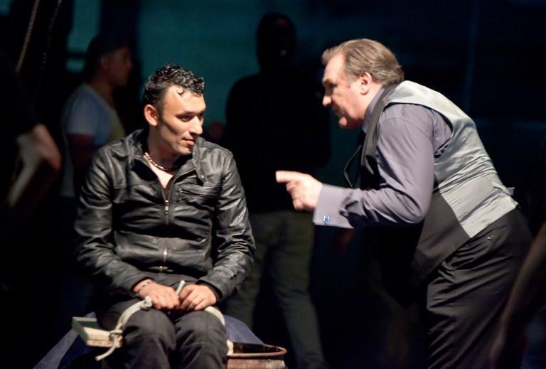 Съёмки фильма «Бирюза» с Жераром Депардье продолжатся в Москве