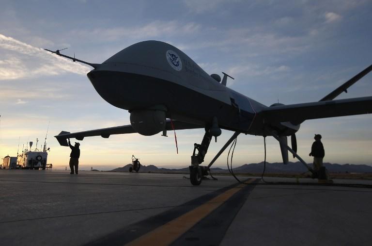 Китай по примеру США вооружается беспилотниками