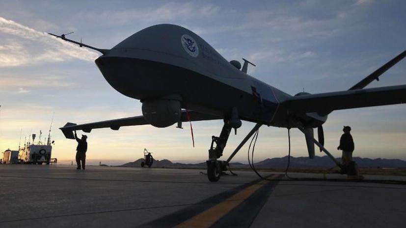 Власти США перестали раскрывать информацию о беспилотниках