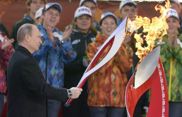Президент МОК: Эстафета олимпийского огня вдохновила россиян