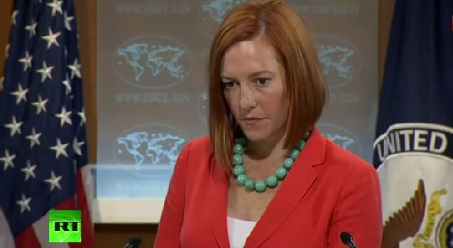 Джен Псаки ничего не знает о баллистических ударах Украины, о которых сообщили американские СМИ