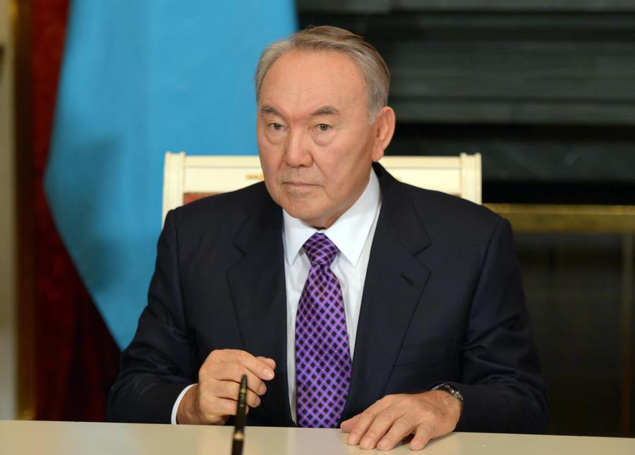 Нурсултан Назарбаев предложил подумать о переименовании Казахстана