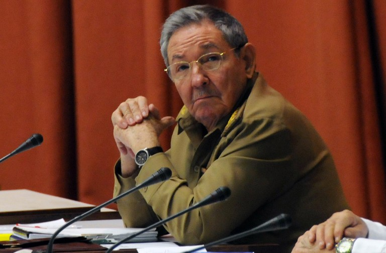 Военные Чили призывают арестовать Рауля Кастро за борьбу с режимом Пиночета