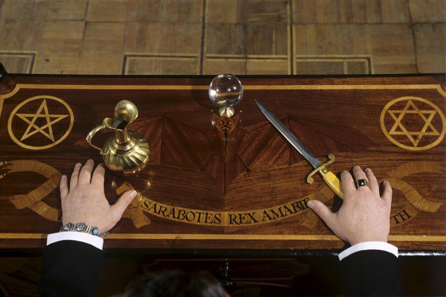 Закон защитит россиян от оккультизма