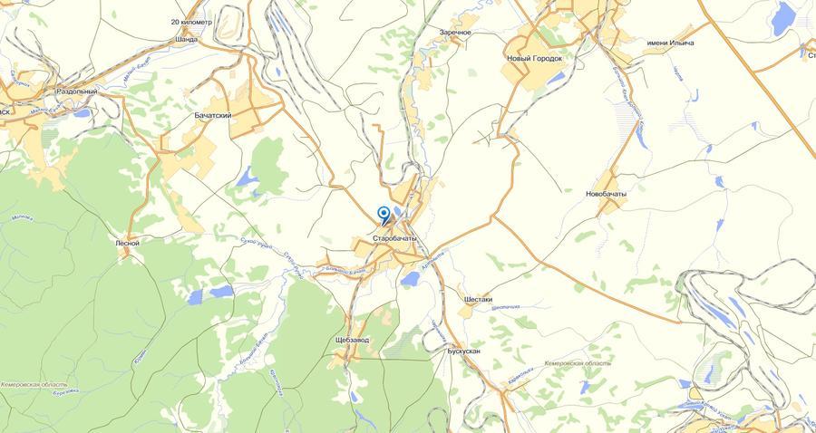 В Кемеровской области произошло землетрясение