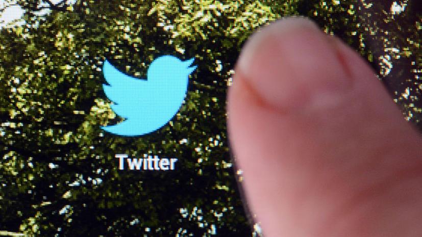 Twitter сдает своих пользователей