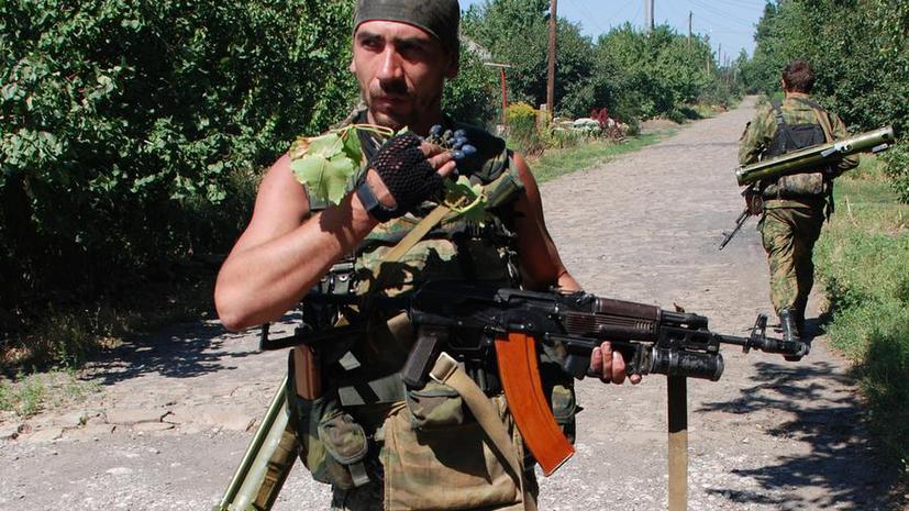 Калашников на Украине: какие модификации автомата используют силовики и ополченцы