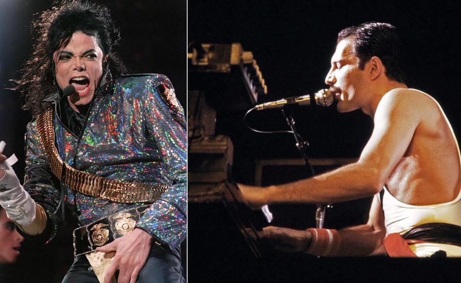 Дуэты Майкла Джексона и Фредди Меркьюри 30-летней давности станут доступны слушателям