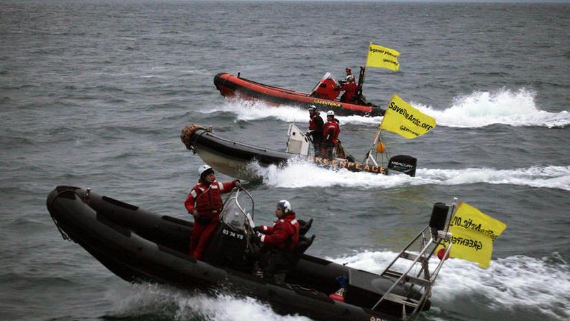 МИД: Россия неоднократно просила Голландию пресечь провокации «Арктик Санрайз»