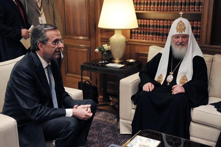 Патриарх Кирилл: Греческую экономику спасут верующие туристы