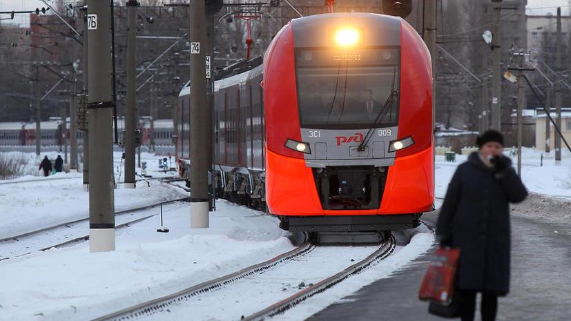 Газета: РЖД пытается отменить запрет на курение в поездах