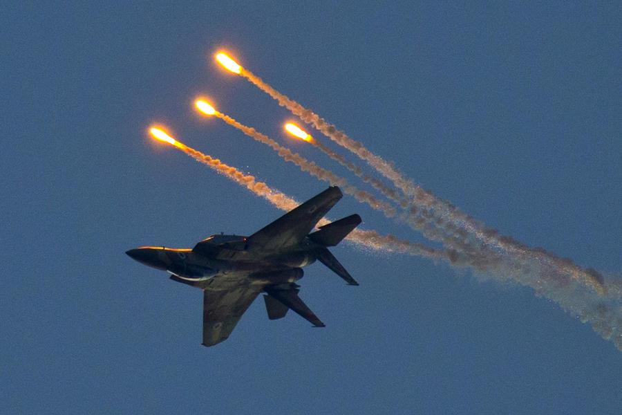 ВВС Израиля нанесли авиаудары по сектору Газа