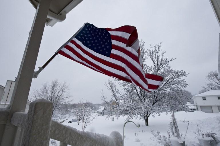 На северо-востоке США ожидаются аномальные морозы