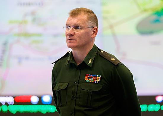 Минобороны: ВКС РФ в Сирии уничтожили захваченный террористами ЗРК «Оса»