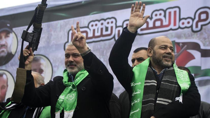 Европа больше не считает ХАМАС террористами
