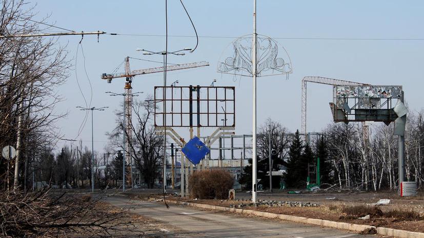 Минобороны ДНР: Двое журналистов погибли близ аэропорта Донецка