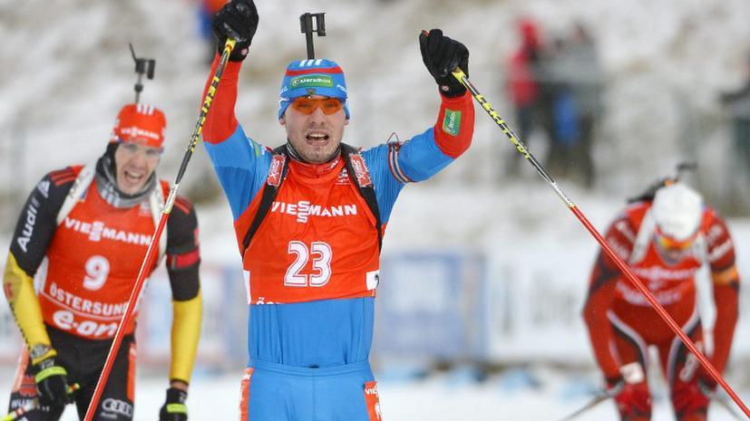 Бронзовый этап сборной России в Эстерсунде