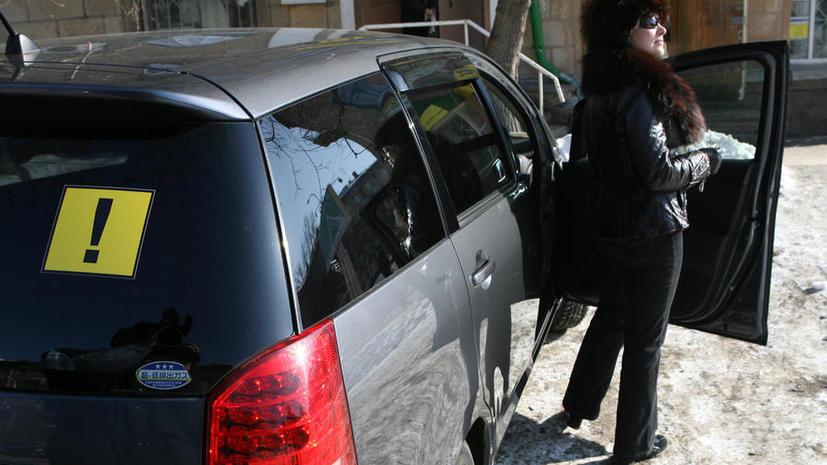 МВД России вернулось к идее ввести ограничения для начинающих водителей