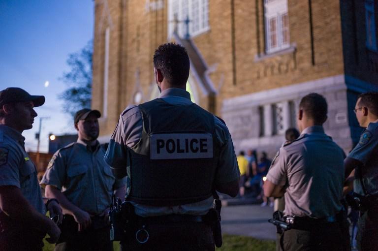Почти 300 человек были задержаны в канадском Монреале на митинге против жестокости полиции