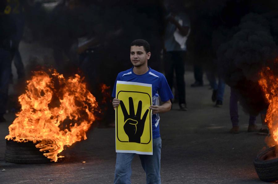 Египетского спортсмена лишили чемпионской медали за поддержку Мухаммеда Мурси