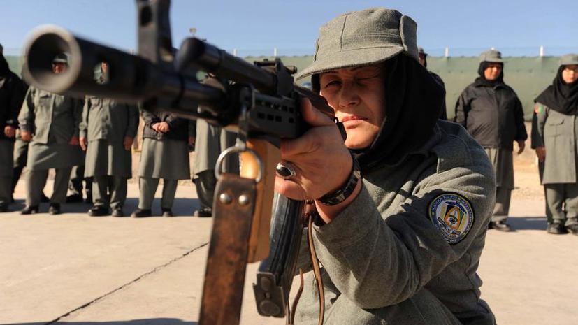 Эксперты ООН: в полицейских участках Афганистана отсутствуют «дамские комнаты»