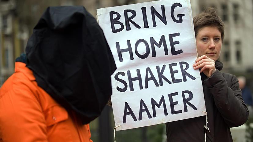 Заключенный Гуантанамо подал в суд на британскую разведку