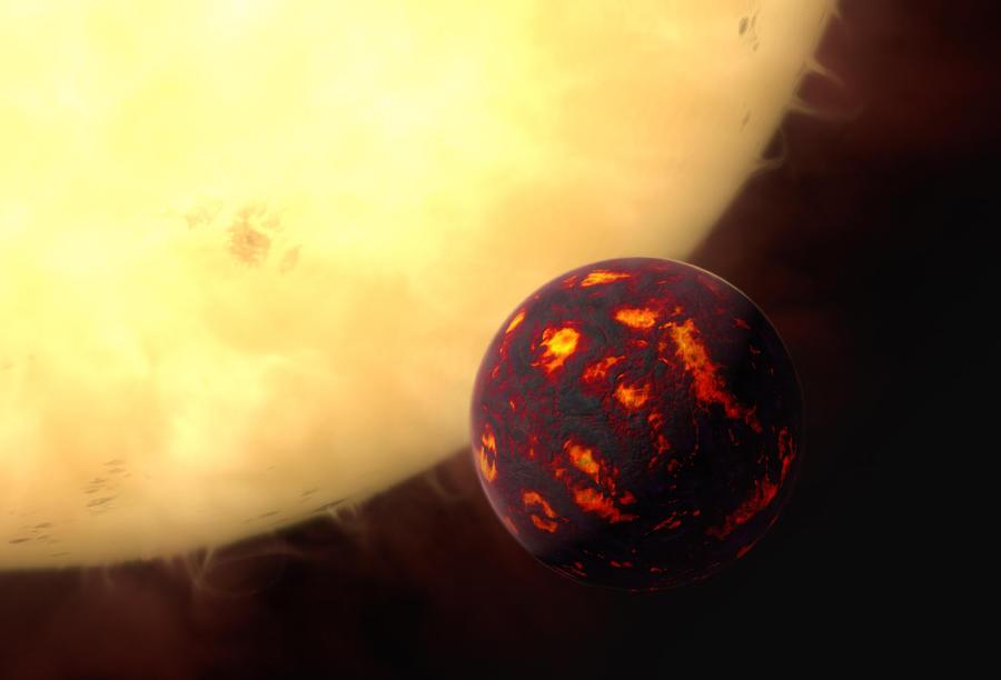 Таинственная планета: Астрономы бьются над загадками суперземли