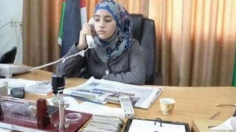 Министерство в Палестине возглавит 15-летняя девочка