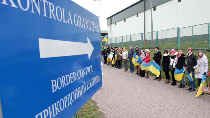 The New York Times: В Европе никто не ждёт украинцев с распростёртыми объятиями