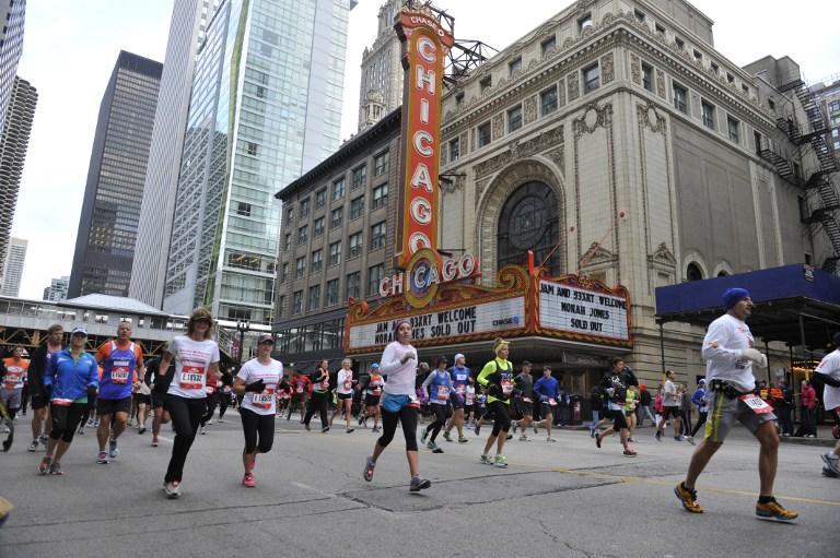 На марафоне в Чикаго будут усилены меры безопасности из-за трагедии в Бостоне